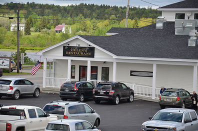 Helen's Restaurant in Machias Maine