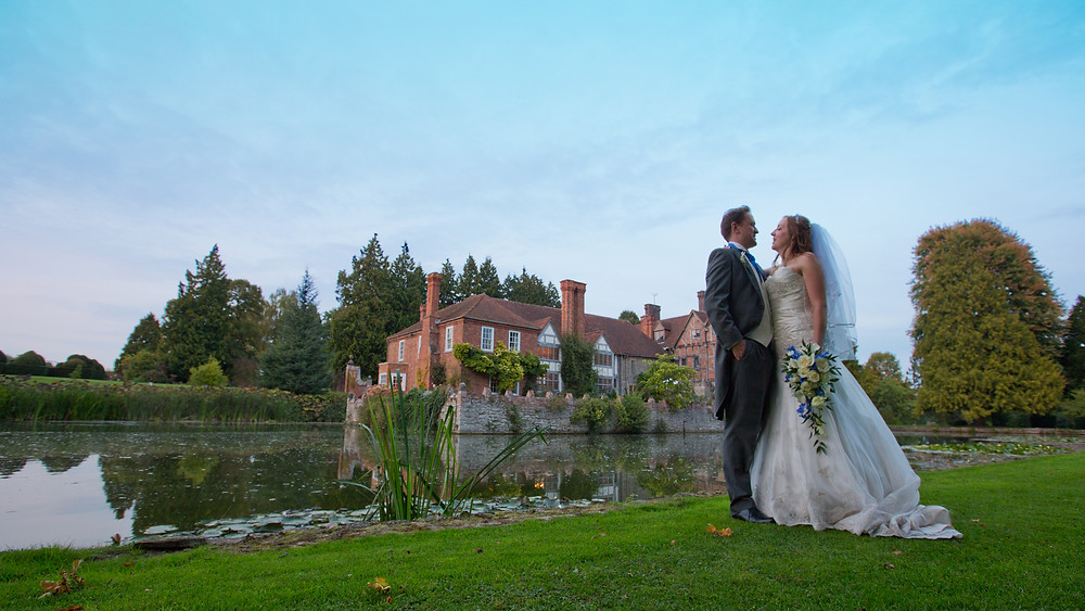 A wonderful Worcestershire wedding venue, Birtsmorton Court.
