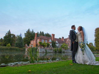 Kim & Steve's Wedding at the Wonderful Worcestershire Venue - Birstmorton Court