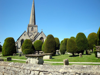 Painswick Wedding Village