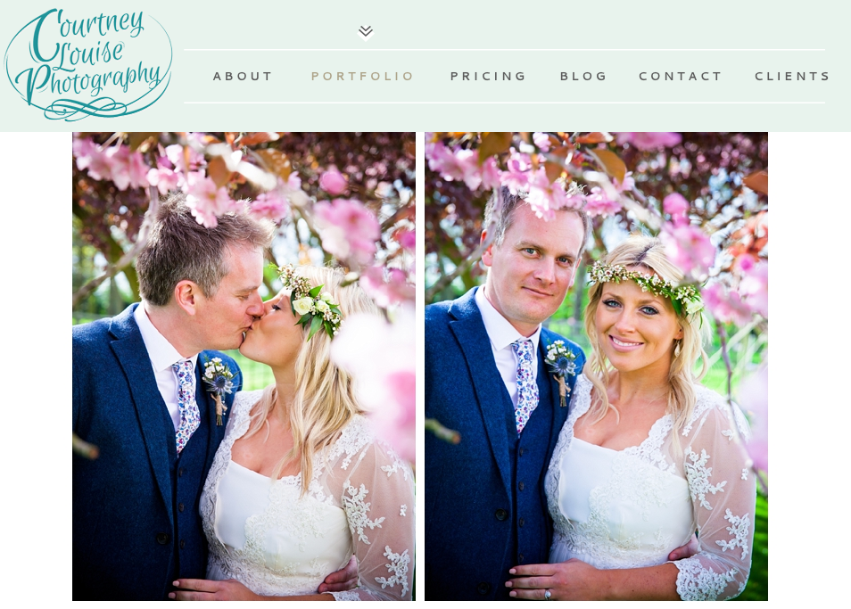 We enjoy working with Courtney Louise Photography.