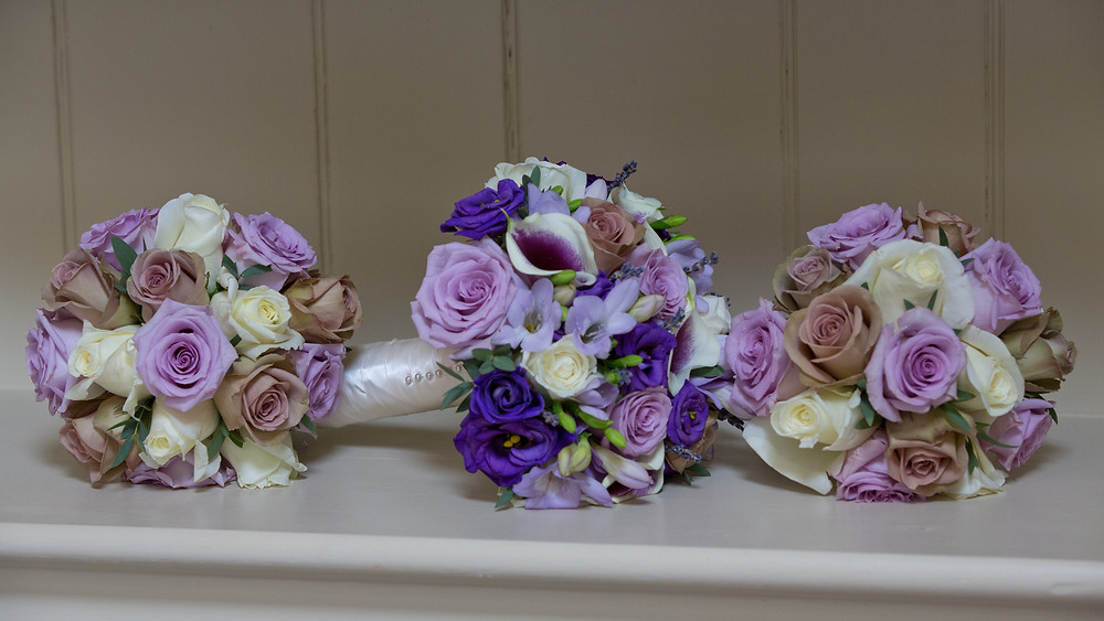 Luxury Cotswold bridal bouquets.