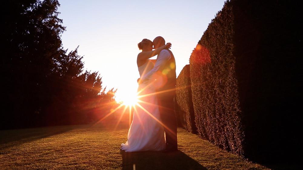 We capture luxury wedding films and especially love Birtsmorton Court.