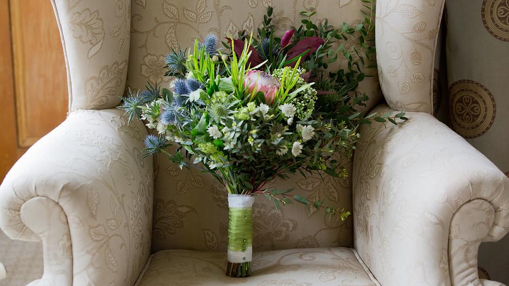 wedding bouquet, wedding inspiration, The Manor House Castle Combe, boho wedding ideas, engaged, wedding inspiration