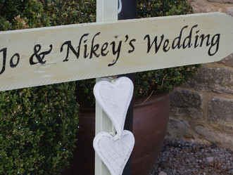 A Twilight Wedding for Nikey & Jo