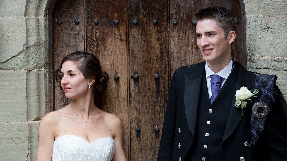 Iffy & Charles were extremely pleased with their luxury wedding video.