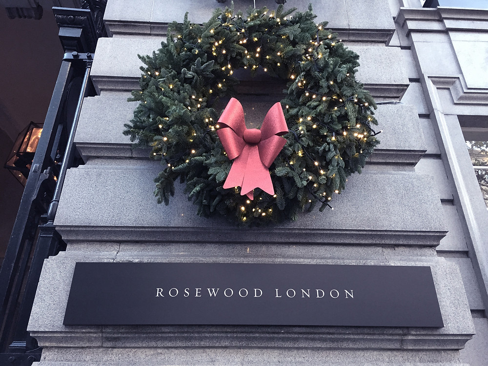 Rosewood Hotel, London, Rosewood Christmas, Rosewood weddings
