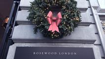 Rosewood Hotel, London - Emma & Stefan