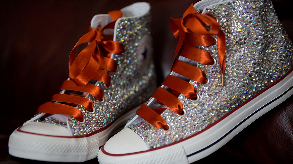 Converse Wedding shoes, Unusual weddings, Gloucestershire Wedding films, Cotswold Wedding films, Luxury weddings