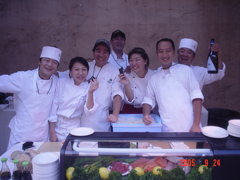 Nobu Beverly Hills Staff