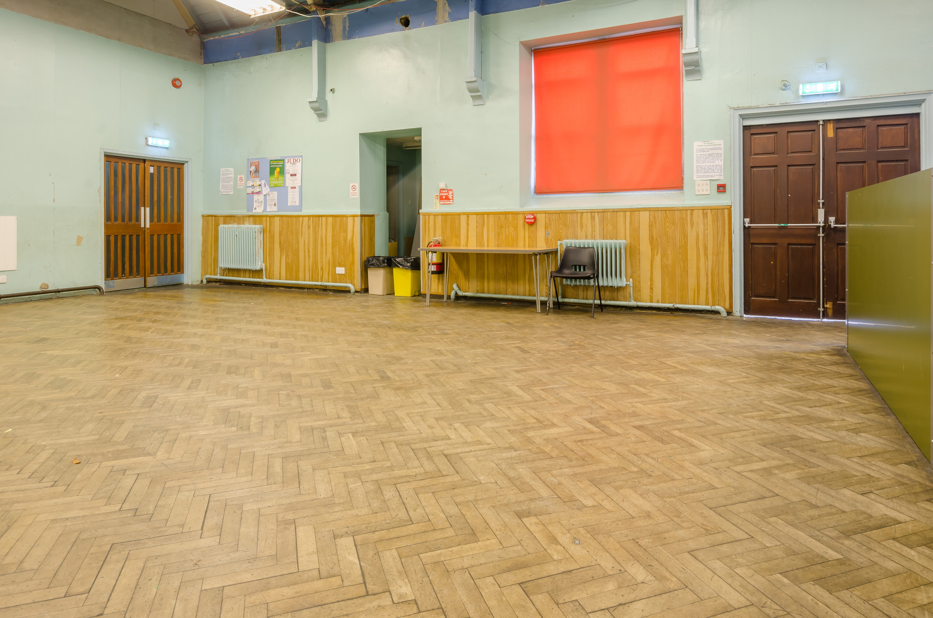 The Youth Hall