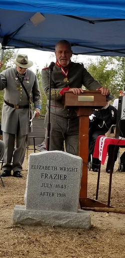 Frazier Dedication Service