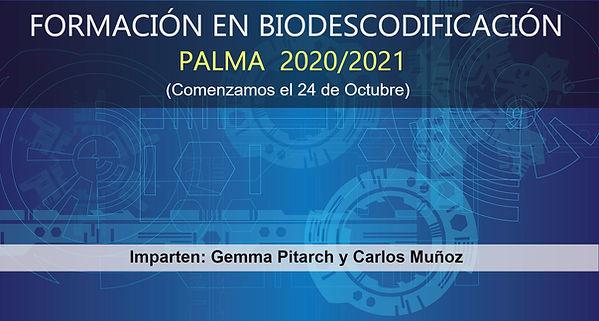 Cartel  provisional Biodescodificacin Pa