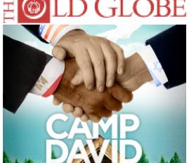 'Camp David' to play in San Diego's Old Globe 2015-2016 Season