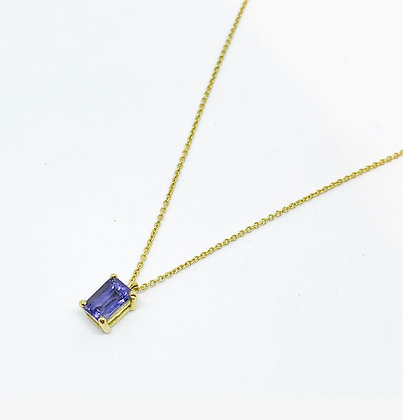 Necklace Rectangle 40cm