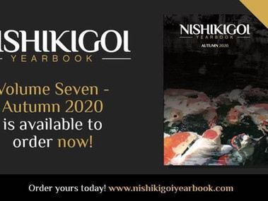 Nishikigoi Yearbook - Volume Seven