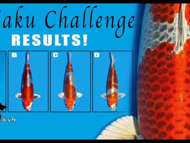 Kujaku Challenge - Results