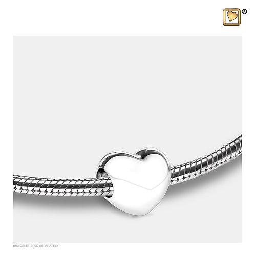 LoveHeart Ashes Bead