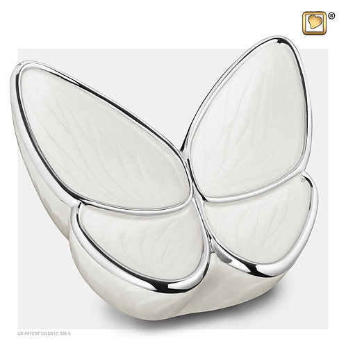 Wings of Hope Pearl White