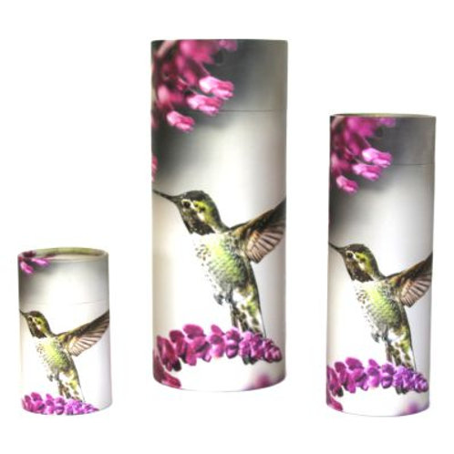 Hummingbird Scatter Tube