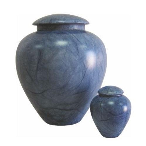 Alabaster Anoka Blue