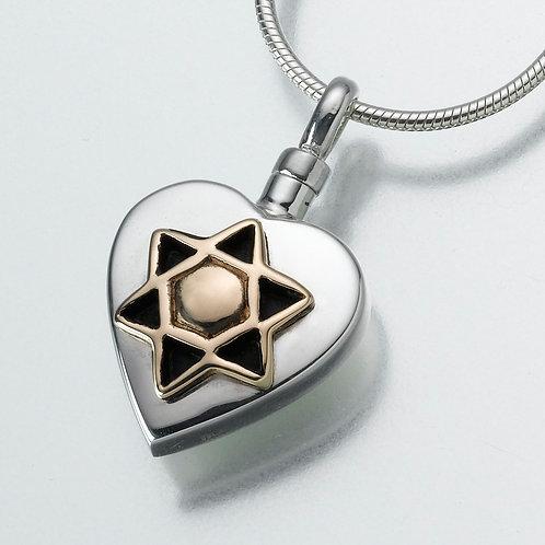 Sterling Silver Star of David