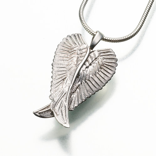 Sterling Silver Angel Wings