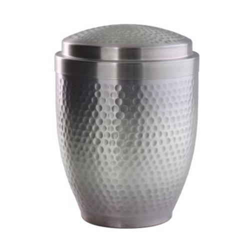 Chara Gris Metal Urn