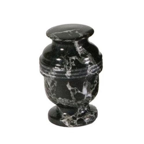 Grecian Marble Ebony Keepsake