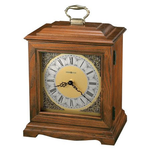 Continium Oak Mantel Clock