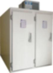 Refrigeration storage cabinet