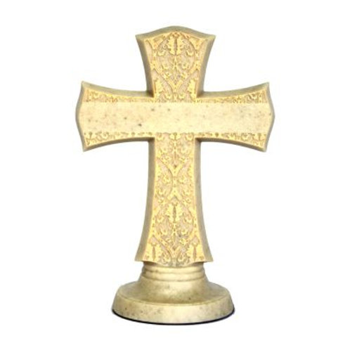 Eternity Natural Cross Keepsake