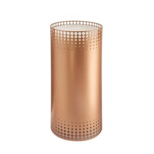 Precious Smeraldo Optical Copper Adult Candle
