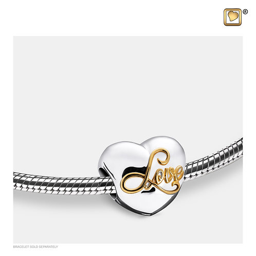 Spell your Love Ashes Bead