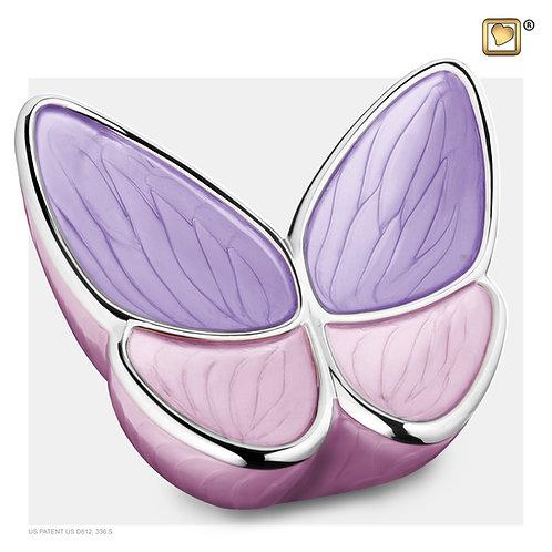 Wings of Hope Pearl Lavender