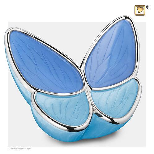 Wings of Hope Pearl Blue