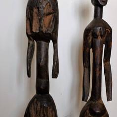 Statues Mumuye | Nigéria