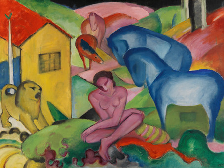 Franz Marc / August Macke