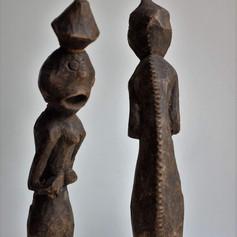 Statues Chamba | Nigéria