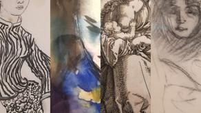 500 ans de dessins de maîtres