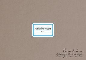 Catalogue Arthurine Vincent