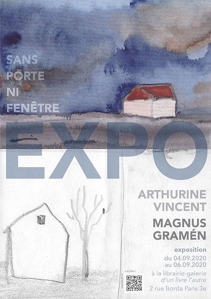 Expo Arthurine Vincent Magnus Gramen 2