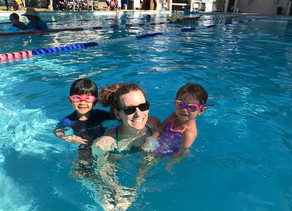 Summer Swim Time