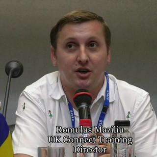 Romulus Maziliu - UK Connect Training
