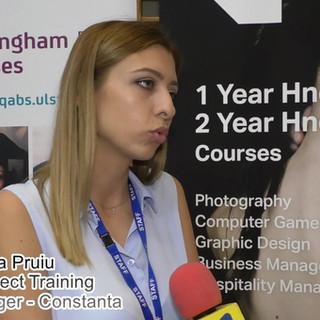Anita Pruiu - UK Connect Training