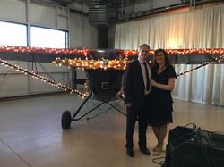 Mark and Daria at the Gala