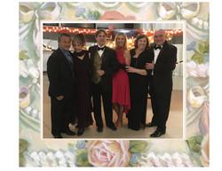 John & Paula, Lawrence & Betsy,  Paul & Sondra