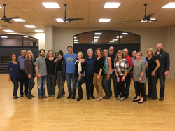Dance class picture