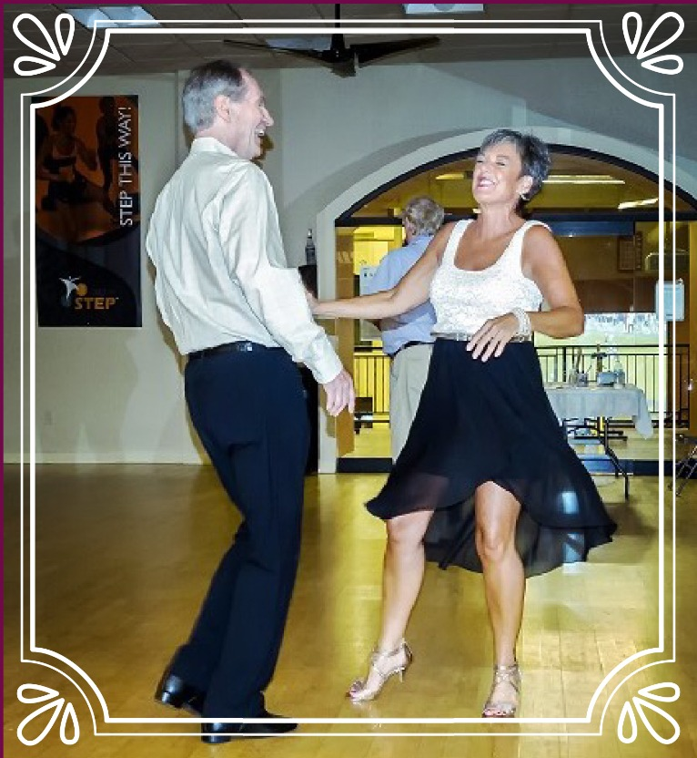 Entertain with DANCE lessons
