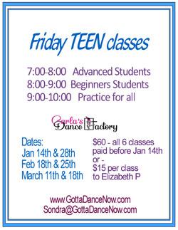 Friday Teens 2022